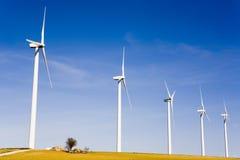 vent de turbines Photo stock