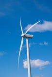 vent intense de turbine photo stock