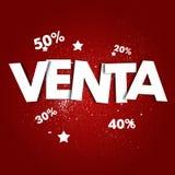 Venta Royalty Free Stock Image