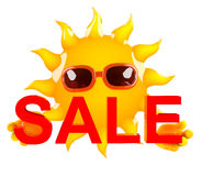 venta de 3d Sun Foto de archivo