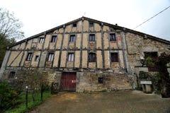 Venta de Iturrioz dans le pays Basque images stock