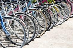 Venta de la bici Imágenes de archivo libres de regalías