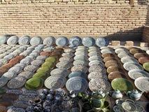 Venta de la cerámica Imagenes de archivo