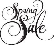 Venta de la primavera Imagen de archivo libre de regalías
