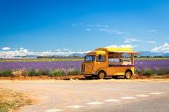 Venta de los recuerdos, Provence, 2017 fotografía de archivo libre de regalías