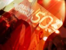 Venta de negocio Imagen de archivo libre de regalías