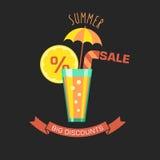 Venta del verano Fotografía de archivo libre de regalías