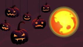 Venta grande del feliz Halloween El hasta 50% apagado ilustración del vector