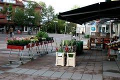 Venta mercado Fotografía de archivo