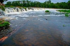 Venta vattenfall Royaltyfria Foton