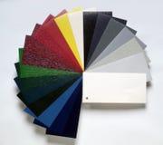 Ventaglio ampiocolori Arkivbild