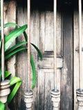 Ventana abandonada Fotografía de archivo