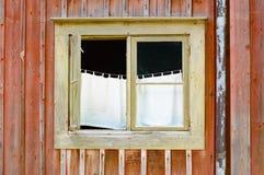Ventana abierta Fotos de archivo