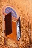 Ventana antigua en Jaipur Fotos de archivo libres de regalías