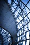 Ventana arquitectónica moderna Fotografía de archivo