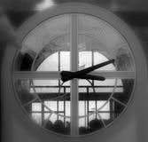 Ventana con tiempo Imagen de archivo libre de regalías