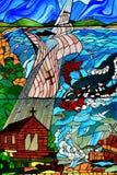 Ventana de Bartolomeu Dias Museum Imágenes de archivo libres de regalías