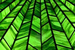 Ventana de cristal manchada 6 Foto de archivo libre de regalías
