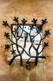 Ventana de la flor Imagen de archivo libre de regalías