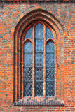 Ventana de la iglesia Fotografía de archivo