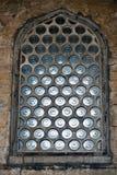 Ventana de la mezquita Fotos de archivo