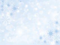 Ventana de la nieve stock de ilustración