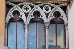 ventana de la Tres-luz Viterbo fotografía de archivo