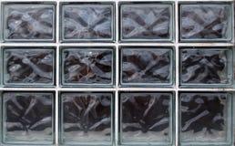 Ventana del bloque de cristal Imagenes de archivo