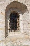 Ventana del castillo Imágenes de archivo libres de regalías