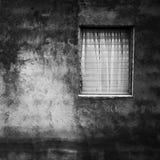 Ventana del misterio Imagenes de archivo