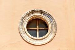 Ventana del monasterio foto de archivo libre de regalías