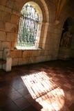 Ventana del monasterio Fotografía de archivo libre de regalías