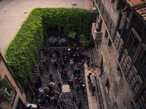 Ventana del ` s de Juliet Foto de archivo libre de regalías