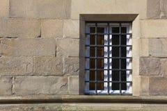 Ventana en Salamanca Imagenes de archivo