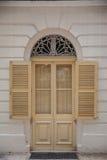 Ventana francesa Imágenes de archivo libres de regalías