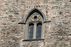 Ventana gótica Imagen de archivo libre de regalías