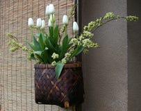 Ventana japonesa Fotos de archivo libres de regalías