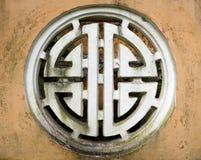 Ventana ornamental Imagen de archivo libre de regalías