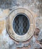 Ventana siciliana vieja imagen de archivo libre de regalías