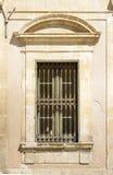 Ventana siclian vieja fotografía de archivo libre de regalías