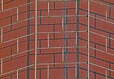 Ventana subida con las barras Foto de archivo libre de regalías