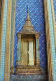 Ventana tailandesa Imagen de archivo libre de regalías
