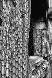 Ventana vieja del granero imagen de archivo libre de regalías