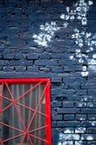 Ventana y pared Fotografía de archivo libre de regalías