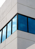 Ventanas azules Fotos de archivo