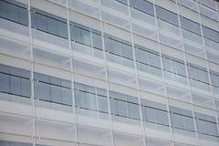 Ventanas de cristal Fotografía de archivo