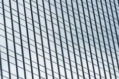 Ventanas de cristal Foto de archivo