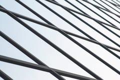Ventanas de la oficina corporativa Fotografía de archivo libre de regalías