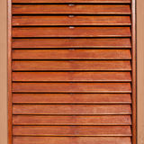 Ventanas de madera fotos de archivo