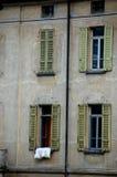 Ventanas del edificio Imagenes de archivo